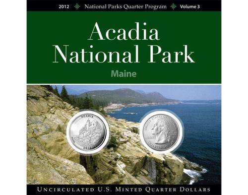 Acadia National Park Quarter Collection