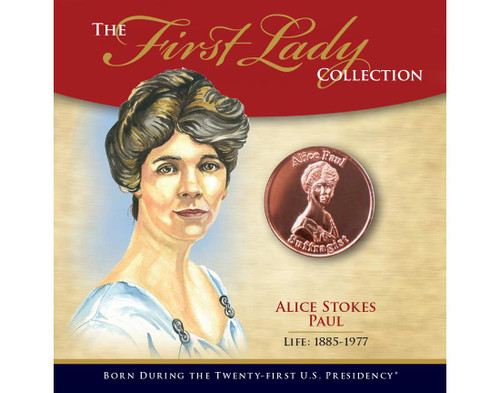 Alice Paul First Lady Collection
