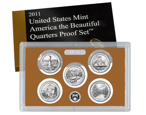 2011 Quarter Proof Set