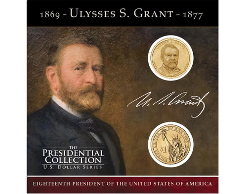 Ulysses S. Grant $1 Coin Collection