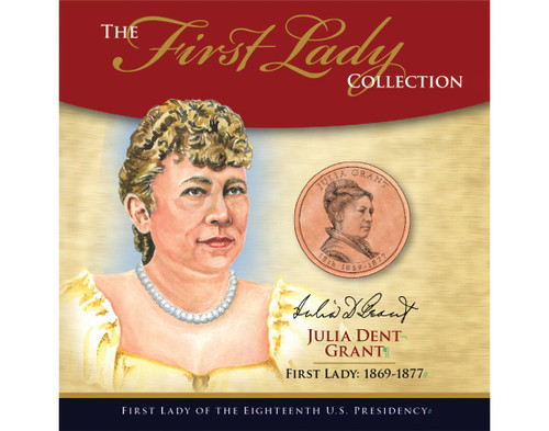 Julia Grant First Lady Collection