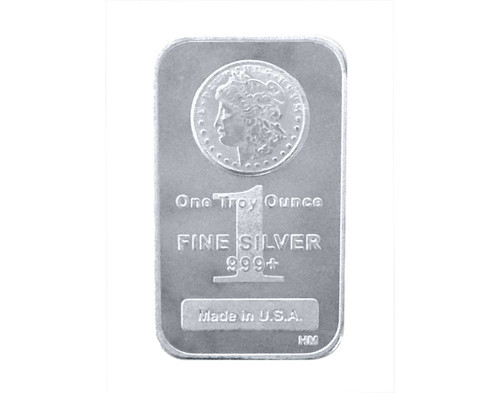 Silver One Ounce Bar