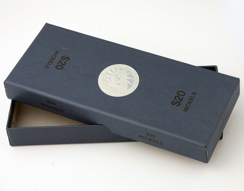 Nickel Roll Collector Box