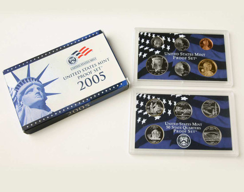 2005 United States Proof Set