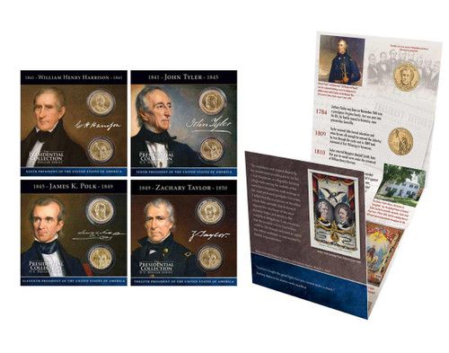 2009 Presidential $1 Coin Collection Annual Pack