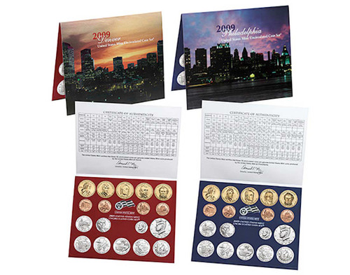 2009 US Mint Set