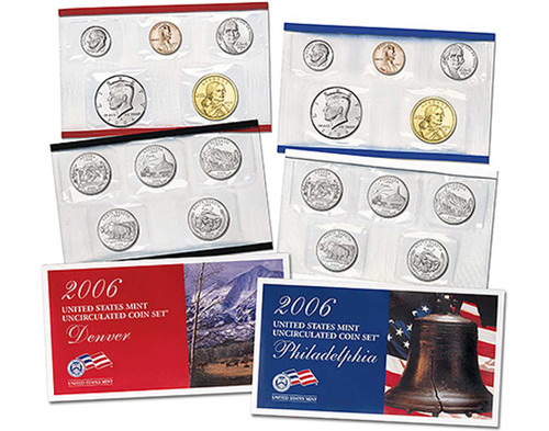 2006 US Mint Set