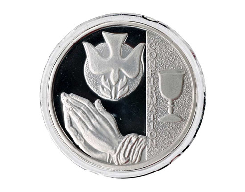 Confirmation Commemorative .999 Silver Coin
