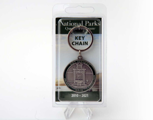 Arkansas Hot Springs National Park Key Chain