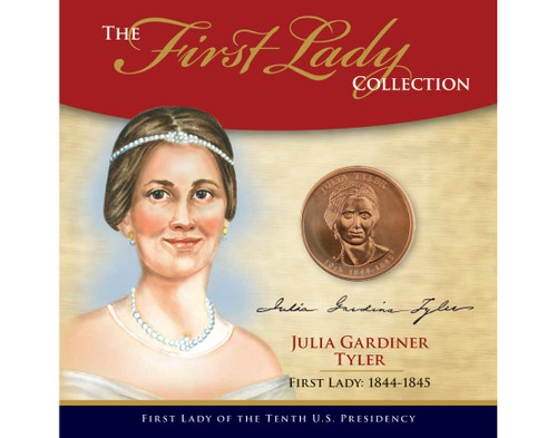 Julia Tyler First Lady Collection
