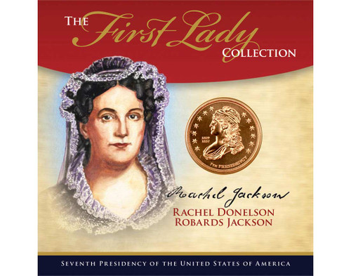 Andrew Jackson's Liberty First Lady Collection