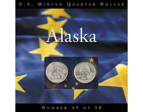 Alaska Quarter Collection