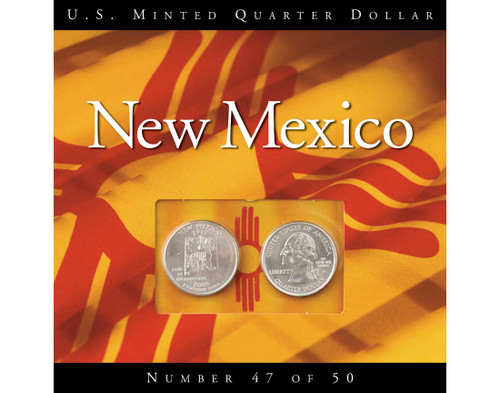 New Mexico Quarter Collection