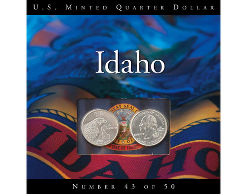 Idaho Quarter Collection