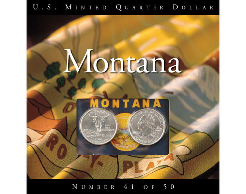 Montana Quarter Collection