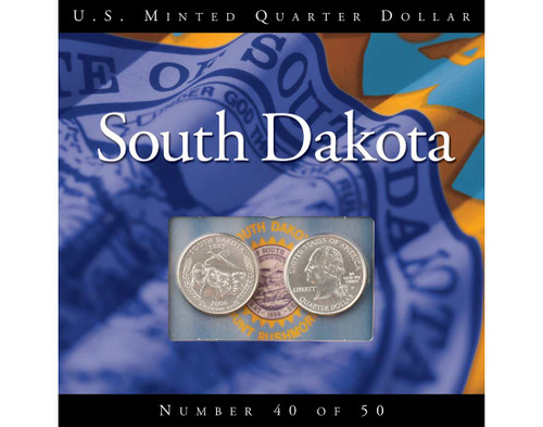 South Dakota State Quarter Collection