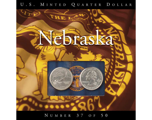 Nebraska State Quarter Collection
