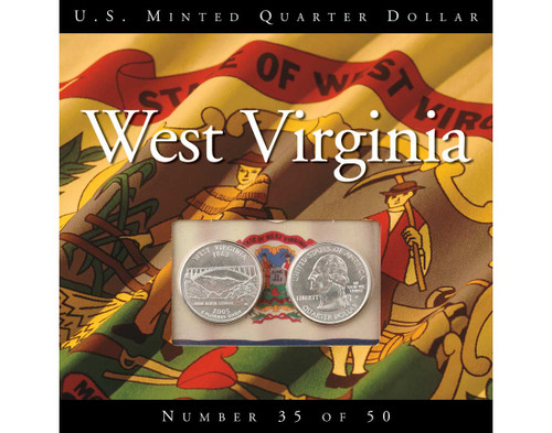 West Virginia Quarter Collection