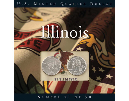 Illinois Quarter Collection
