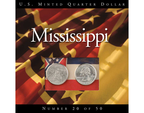Mississippi Quarter Collection
