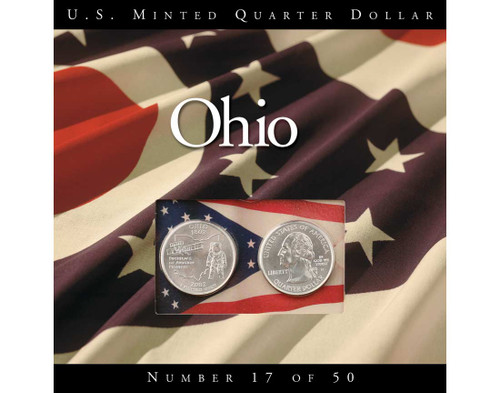 Ohio Quarter Collection