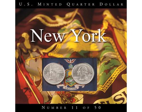 New York Quarter Collection