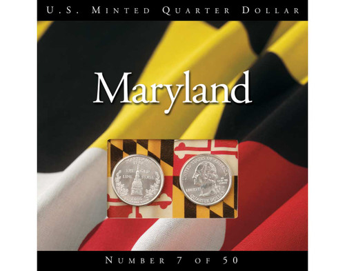 Maryland Quarter Collection