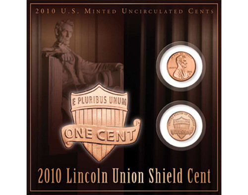 2010 Shield Cent Collection