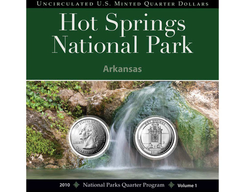 Hot Springs National Park Quarter Collection