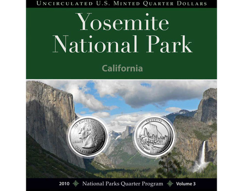 Yosemite National Park Quarter Collection
