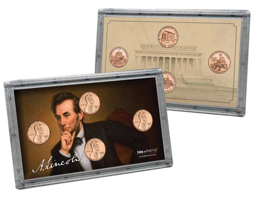 2009 4-Piece Cent Set