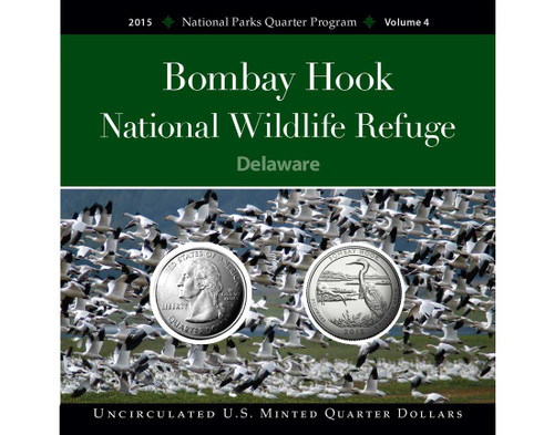 Bombay Hook National Wildlife Refuge Quarter Collection