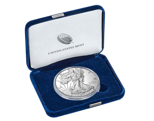 2016 Proof Silver Eagle - 30th Anniversary Edition