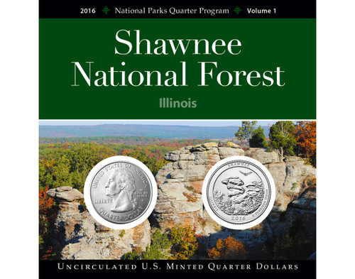 Shawnee National Forest Quarter Collection
