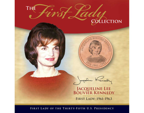 Jacqueline Kennedy First Lady Collection - 35th Presidency