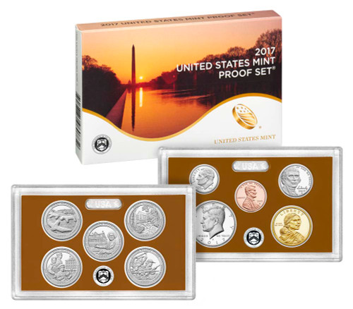 2017 United States Mint Proof Set