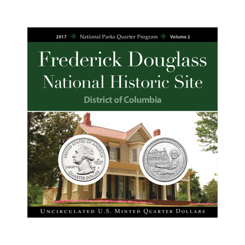 Frederick Douglas National Historical Site Quarter Collection