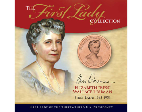 "Elizabeth ""Bess"" Truman First Lady Collection - 33rd Presidency"