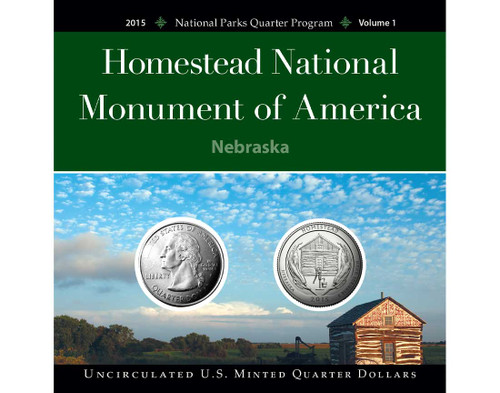 Homestead National Monument Quarter Collection