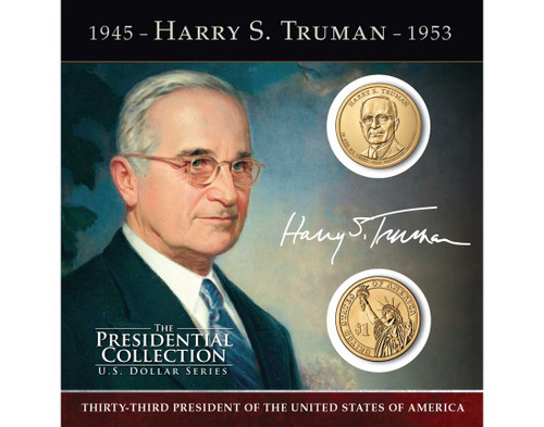 Harry S. Truman $1 Coin Collection