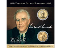 Franklin D. Roosevelt $1 Coin Collection