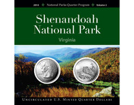 Shenandoah National Park Quarter Collection