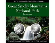 Great Smoky Mountain National Park Quarter Collection