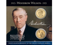 Woodrow Wilson $1 Coin Collection