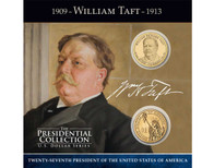 William Howard Taft $1 Coin Collection
