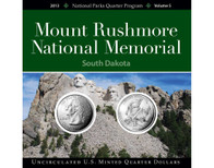 Mount Rushmore National Memorial Quarter Collection