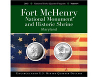 Fort McHenry National Monument and Historic Shrine Quarter Collection