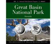 Great Basin National Park Quarter Collection