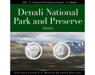 Denali National Park  Quarter Collection
