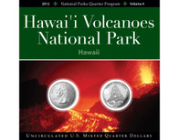 Hawai'i Volcanoes National Park Quarter Collection